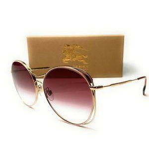 Burberry Voilet Gold 60mm Sunglasses